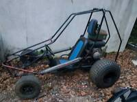 Off road buggy 9hp 305cc vanguard electric start engine