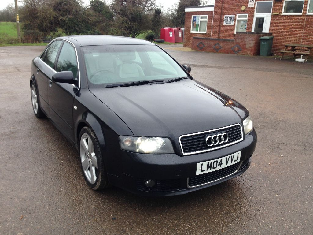 Audi a4 s line 2004 190 in bicester oxfordshire gumtree for S line exterieurpaket a4