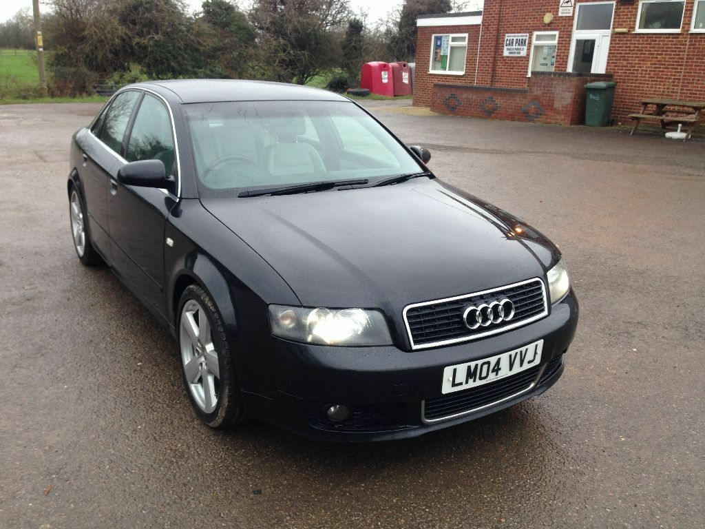 audi a4 s line 2004 190 in bicester oxfordshire gumtree. Black Bedroom Furniture Sets. Home Design Ideas