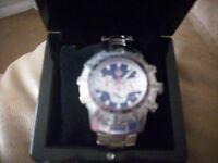 Mercedes Benz Motorsport Chronograph Watch