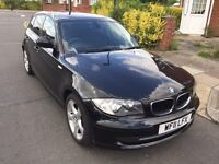 BMW 1 SERIES 2011 DIESEL £30 A YEAR ROAD TAX WITH LOW MILES 56000