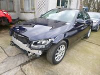 MERCEDES C200 - KY67BSV - DIRECT FROM INS CO