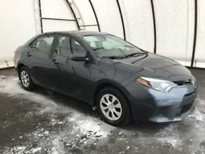 2014 Toyota Corolla BLUETOOTH, ELECTRONIC STABILITY CONTROL,...