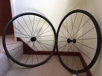ENVE 25's CARBON tubs ROAD WHEELSET (never used)