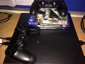 Playstation 4 Bundle (READ DESCRIPTION)