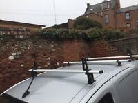 Citroen Berlingo/Peugeot Partner roof rack