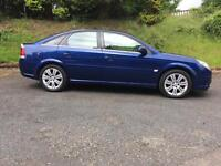 Vauxhall vectra 1.9 ctdi diesel exclusive 1 OWNER FROM NEW like mondeo passat
