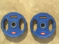 Jordan Barbell, Gym Weights (multiple available)