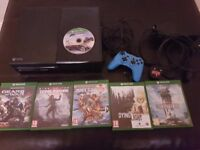Xbox One with 6 Games - Swap for Wii U + Games