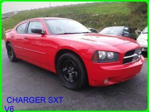 2008 Dodge CHARGER SXT V6 AUTOMATIQUE BLUETOOTH CUIR TOIT OUVRAN