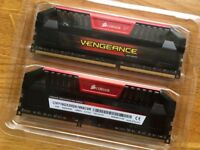 Corsair - Vengeance Pro 16GB (2 x 8GB) DDR3-1866 Memory