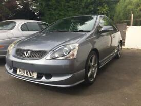 Honda Civic EP2 1.6 2005