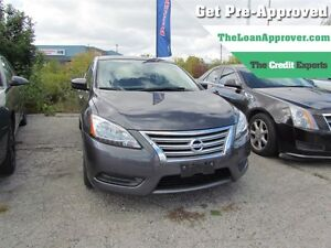 2014 Nissan Sentra 1.8 S | CAR LOAN FOR ALL CREDIT | 5STARDEALER