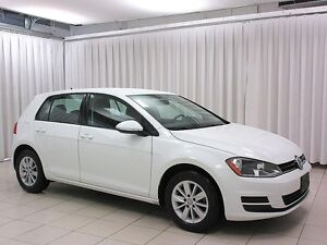 2015 Volkswagen Golf TSI 5DR HATCH w/ HEATED SEATS, TOUCH SCREEN