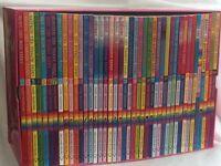 Rainbow magic fairy books complete box set collection.