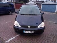 2001 Ford Galaxy 2.3 i Zetec 5dr Automatic @07445775115@