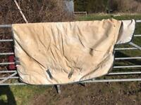 Bucas 140 Horse Wear Power Turnout Rug Size 6ft 3""