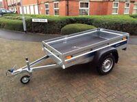 camping box trailer faro pondus