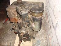 for sale diesel engine farymann single cylinder 4,8hp ready to go