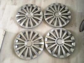 "15"" wheel trims New"