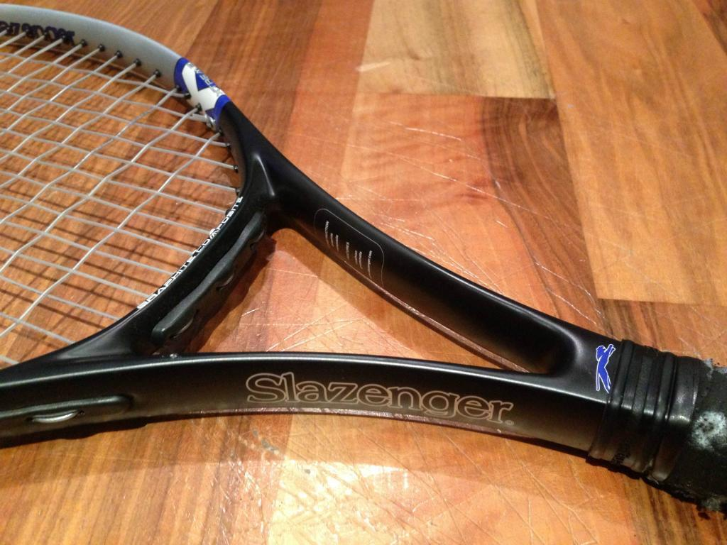 Slazenger Tennis Rackets Slazenger Tennis Racket And