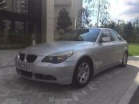 2004│BMW 5 Series 3.0 530i SE 4dr│MOT TILL MAY 2018│HPI CLEAR│RECENTLY SERVICED│LEATHER SEATS