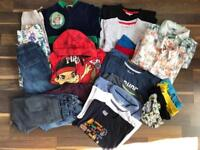 Bundle of boys clothes age 3-4 yrs