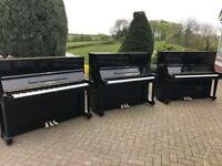 Yamaha U1-U2-U3 Good selection reconditioned | Belfast Pianos