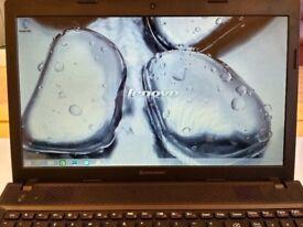 "Laptop Lenovo G500 15.6"" i3 3rd gen CPU 8GB RAM 500GB HDD Intel HD 4000 WIN8.1 MINT COND Delivery"