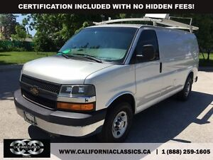 2010 Chevrolet Express 3500 NO WINDOWS! ALL POWER OPTIONS!