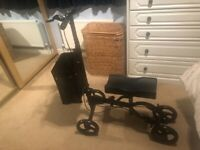 Knee scooter hardly used