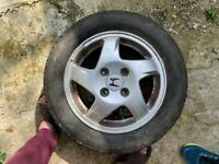 Honda Tyre