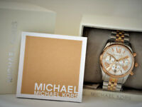 Michael Kors Ladies' Lexington Chronograph Watch MK5735