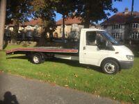 24/7 RECOVERY BREAKDOWN VEHICLE COLLECTION TRANSPORT DELIVERY SERVICE