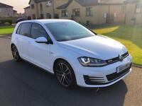 2014 VW Golf GTD 2.0 Mk7 184 BHP - No Offers