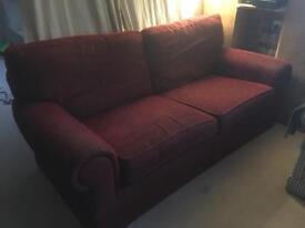 Sofa and Sofa bed - FREE