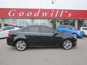 2012 Chevrolet Cruze RS FUEL EFFICIENT AND SPORTY!