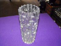 Sklo Union Maze Vase Vintage 1960's Collectable.