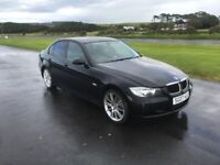BMW 318i 2007 saloon. 12 months MOT, well maintained. Great runner