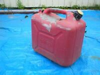 TANK RESERVOIR ESSENCE BIDON GAS GAZ  FUEL 23 L