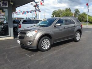 2010 Chevrolet Equinox LT1 AWD $129 Bi-weekly!