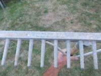 2ft wide Alloy Castex Rake # Builders / Landscaping / Concrete / Tarmac ect