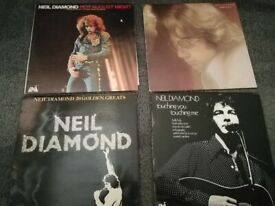 13 Neil Diamond Bundle vinyl lps