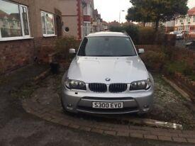 BMW X3 2004 3.0i