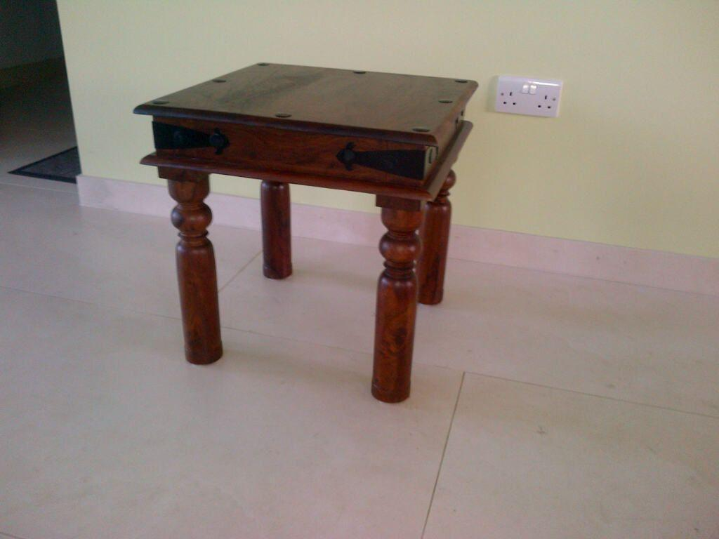 Small Mahogony John Lewis Maharani Lamp Table in  : 86 from www.gumtree.com size 1024 x 768 jpeg 42kB