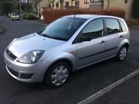Ford Fiesta 1.25 Style-2006-Low Miles-FSH-6 Months MoT