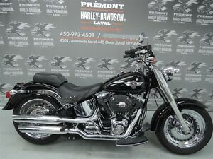 2011 harley-davidson Fat Boy Touring FLSTF