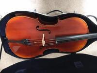 4/4 Cello - excellent condition