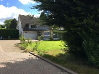 Stunning 4 bedroom house currently being refurbished with swimming pool to rent in the Pinner area