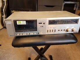 Hitachi Stereo Cassette Deck